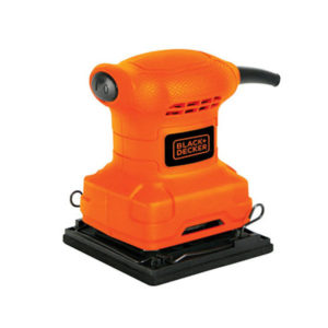 Lijadora De Hoja BS200 Black+Decker