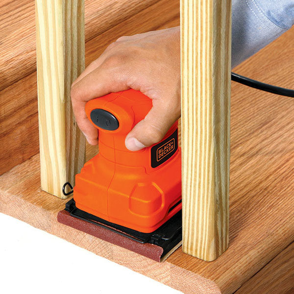 Lijadora de hoja BS200 - Black & Decker