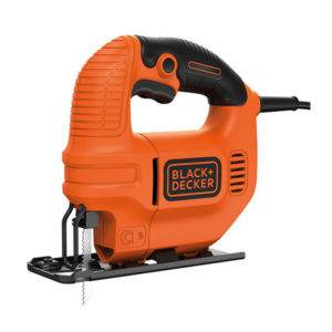 Sierra Caladora KS501 Black+Decker