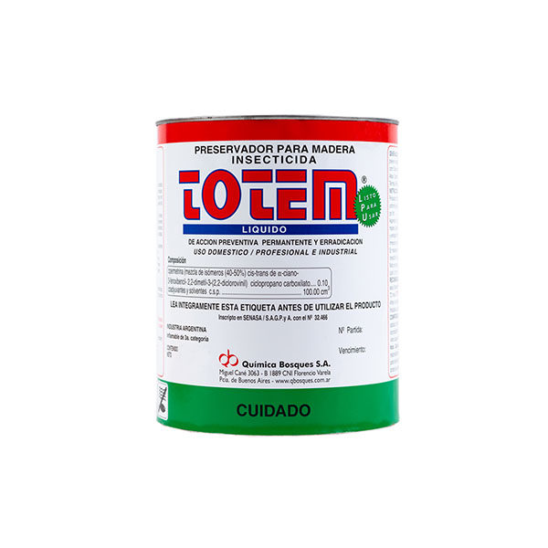 Totem Insecticida