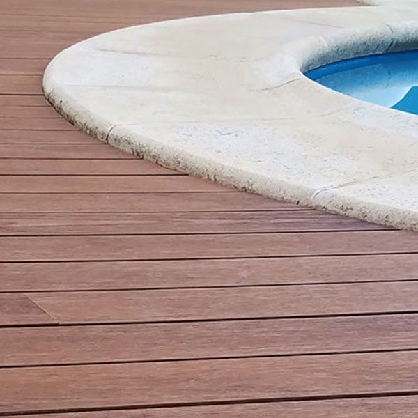 Deck WPC Mixawood