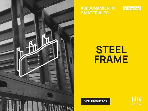 Steel Frame en La Foresta