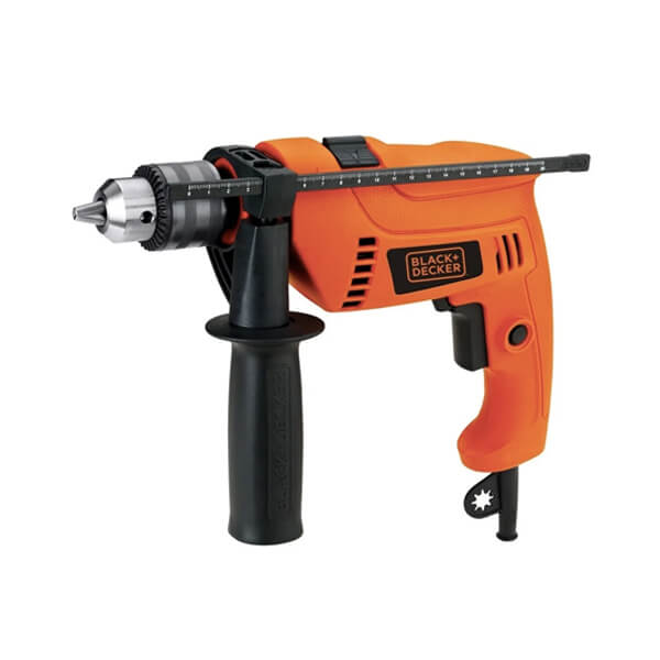 Taladro Percutor 13mm 550w HD555 Black+Decker