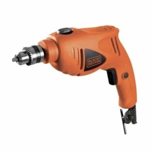 Taladro Percutor 550w 10mm HD400 Black+Decker