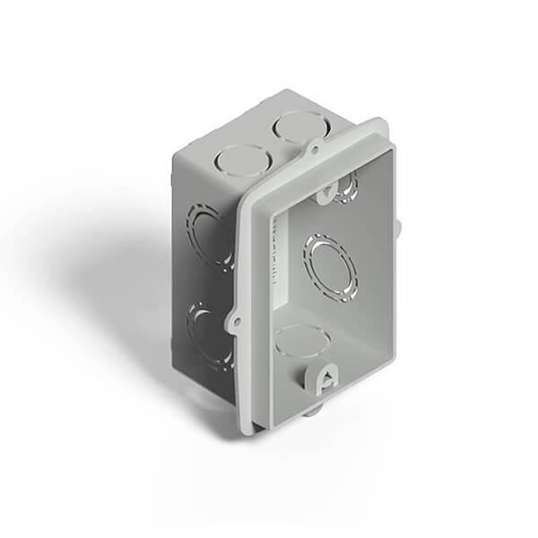 Caja de embutir rectangular - Genrod