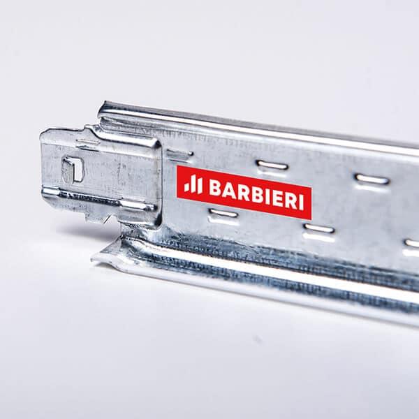 "Caja Trav. Largo TX LP 15/16"" - 24mm - Barbieri"