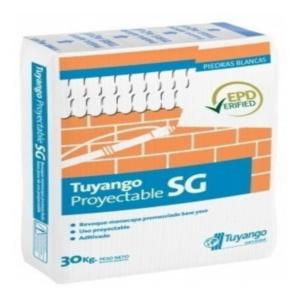 Yeso Tuyango Proyectable SG 30KG