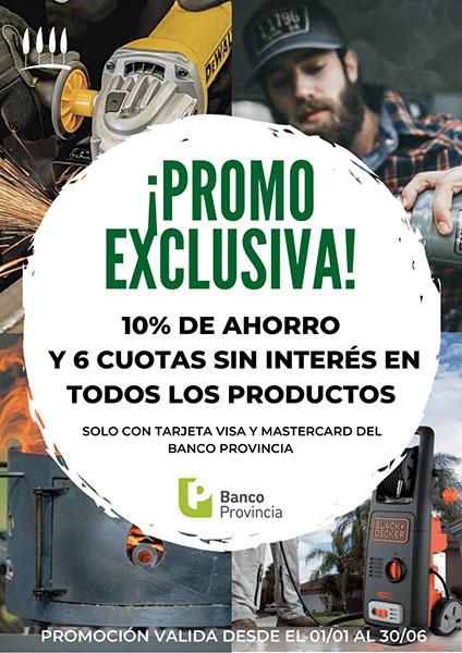 Promo Banco Provincia