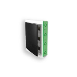 Caja De Embutir Para TM (48 Módulos DIN) – Puerta Fume