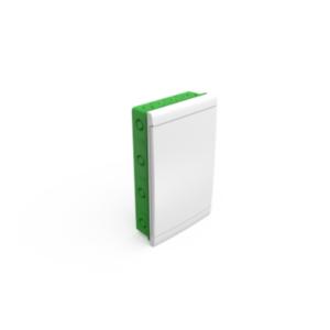 Caja De Embutir Para TM (24 Módulos DIN) – Puerta Blanca