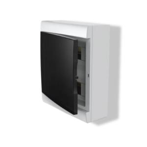 Caja De Sobreponer Para TM Q Energy (24 Módulos DIN) – Puerta Fume