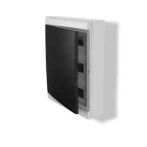 Caja De Sobreponer Para TM Q Energy (36 Módulos DIN) – Puerta Fume