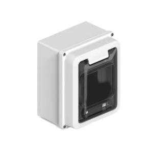 Caja IP65 (4 Módulos DIN)