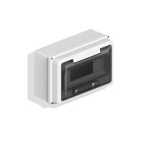 Caja IP65 (12 Módulos DIN)