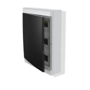 Caja De Sobreponer Para TM Q Energy (48 Módulos DIN) – Puerta Fume