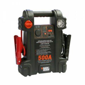 Arrancador Auxiliar Con Compresor Para Auto – JS500CC